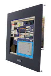 "15"" Panel Mount Industrial LCD Monitor"