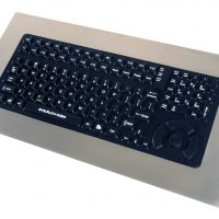 Rugged Panelmount Keyboard