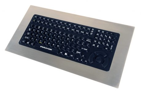 Rugged Panelmount Keyboard