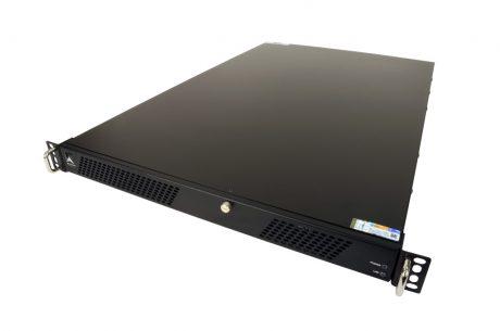 1U rack mount server