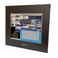 "15"" Panel Mount LCD Monitor"