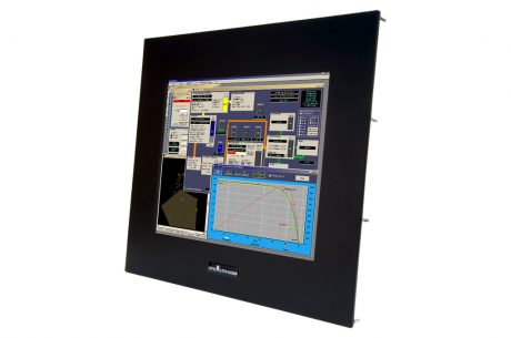 "17"" Panel Mount LCD Monitor"