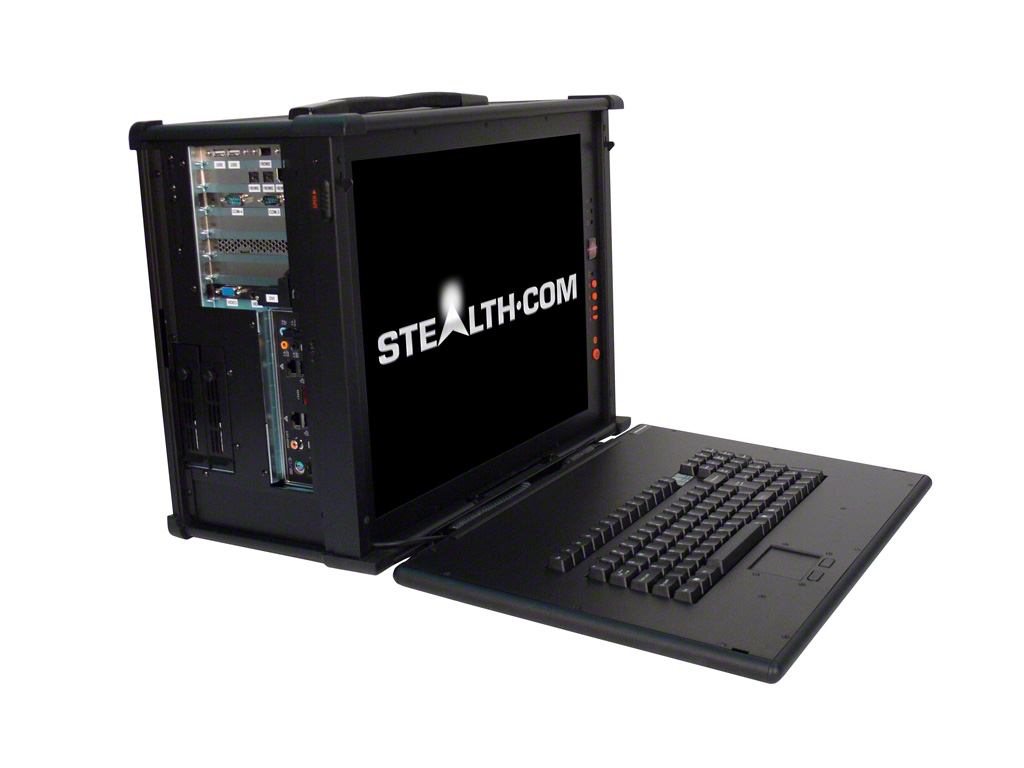 Ultra Rugged Multi Slot Portable Pc