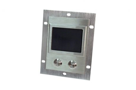 Vandal Resistant Panel Mount Mouse