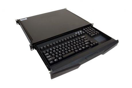 1U Rackmount Keyboard Drawer