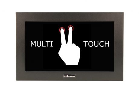"""17.3"""" Multi-Touch Panel Mount LCD"""
