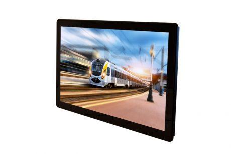 "18.5"" Zero Bezel Panel Mount LCD"