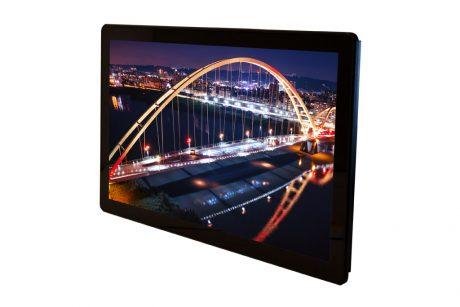 "23.8"" Zero Bezel Panel Mount LCD"