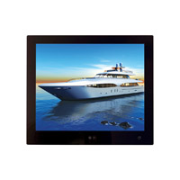 Marine Sunlight Readable Displays