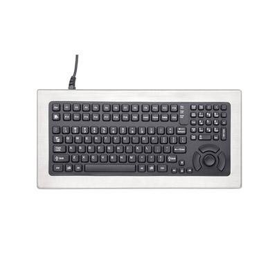 Intrinsically Safe Keyboards