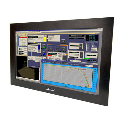 Rugged LCD Monitors