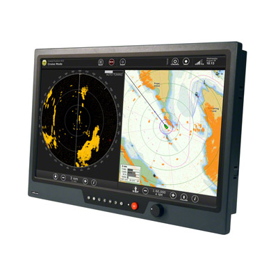 Marine / All Weather Touchscreen LCD Monitors