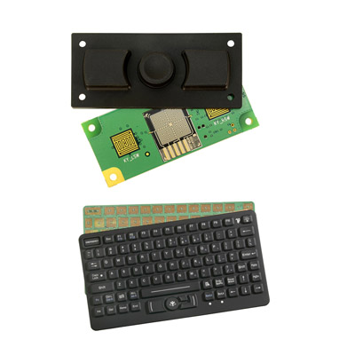 OEM / Open-Frame Keyboards & Pointing Devices