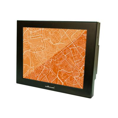 Rugged Desktop LCDs