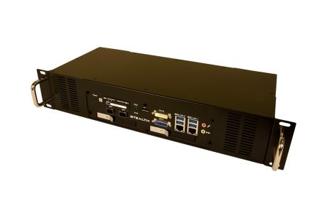 Rackmount Server/PC with Dual Removable Drives