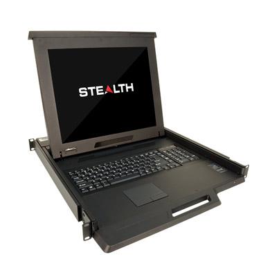 1U & 2U LCD / Keyboard Drawers